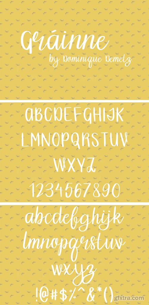 Grainne Font