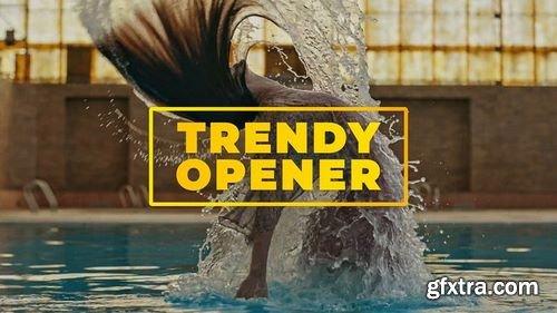 MotionArray Trendy Opener 178361