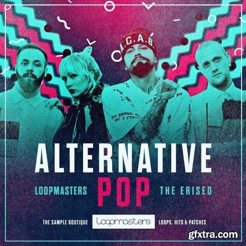 Loopmasters The Erised Alternative Pop WAV REX