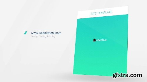VideoHive Web Portfolio 705686