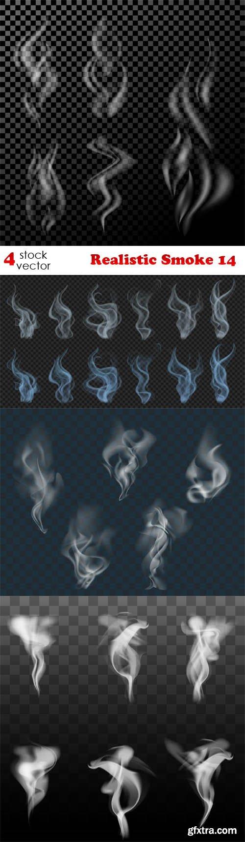 Vectors - Realistic Smoke 14