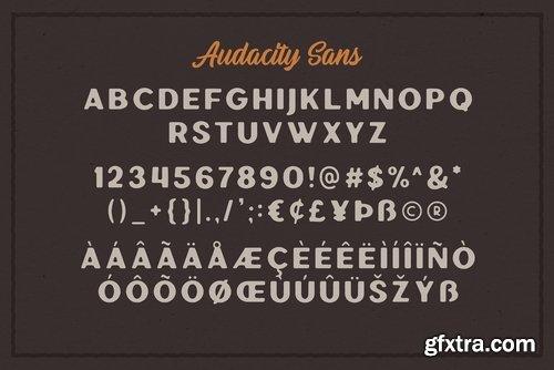 CM - Audacity - Font Duo (+EXTRAS) 2887949