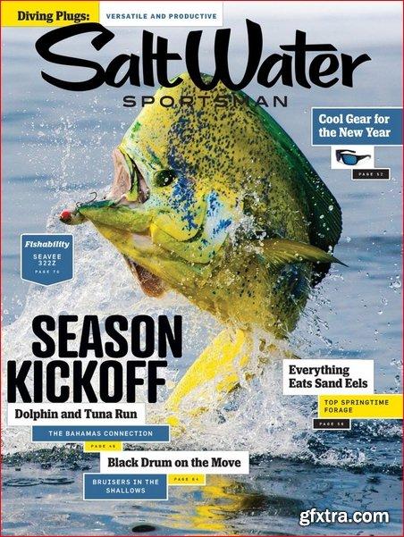 Salt Water Sportsman - March 2019