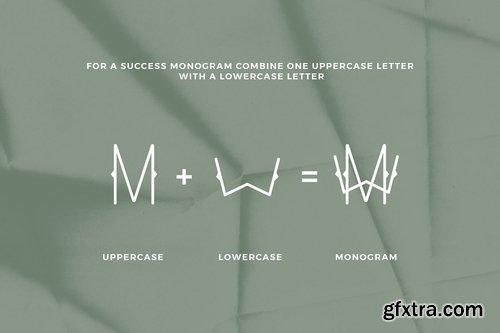 CM - Monogram World 5 3470735