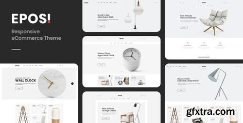 ThemeForest - Eposi v1.0 - OpenCart Theme (Included Color Swatches) - 23292832