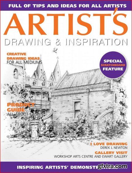 Artists Drawing & Inspiration - February 2019