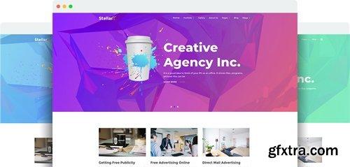 JoomShaper - Stellar v1.2 - Creative Agency Joomla Template