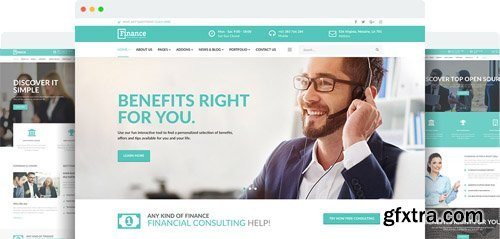 JoomShaper - Finance v1.1 - Best Joomla Template for Finance, Corporate, Agency Sites