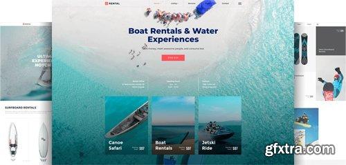 JoomShaper - Rental v1.3 - Ultimate Rental Service Solution Joomla Template