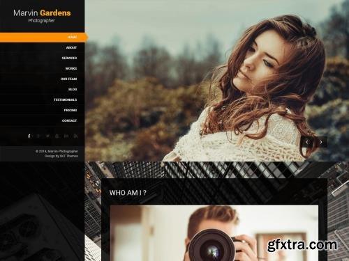 SKT Themes - Marvin v2.0 - Responsive WordPress Theme