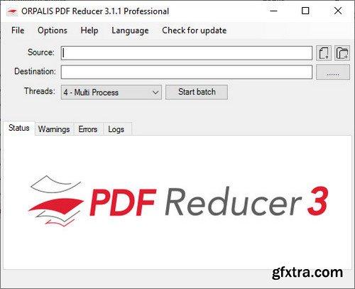 ORPALIS PDF Reducer 3.1.16 Professional