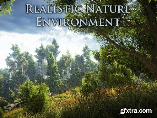 Realistic Nature Environment