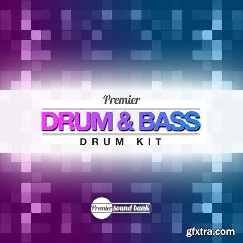 Premier Sound Bank Premier DnB Drum Kit WAV