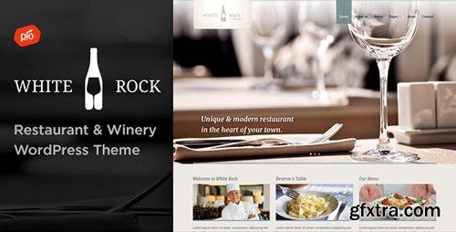 ThemeForest - White Rock v3.2 - Restaurant & Winery Theme - 3317744