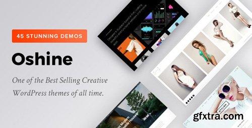 ThemeForest - Oshine v6.6.4 - Multipurpose Creative Theme - 9545812
