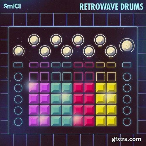 Sample Magic MIDI Elements: Retrowave Drums MULTiFORMAT