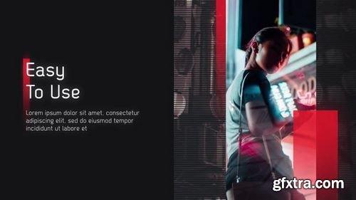 MotionArray Clean Dark - Corporate Promo 180588
