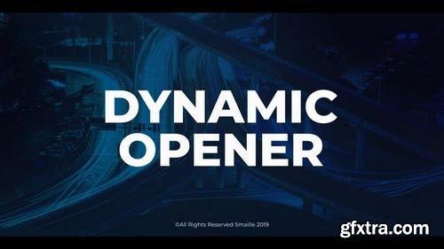 MotionArray Dynamic Opener 180497