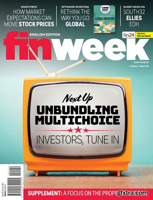 Finweek English Edition - February 21, 2019