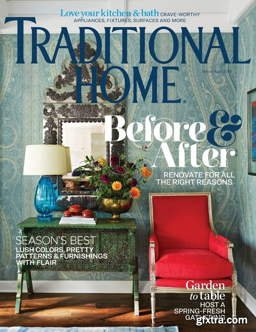 Traditional Home - March 2019