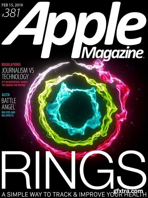 AppleMagazine - February 15, 2019