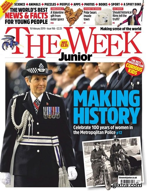 The Week Junior UK - 16 February 2019