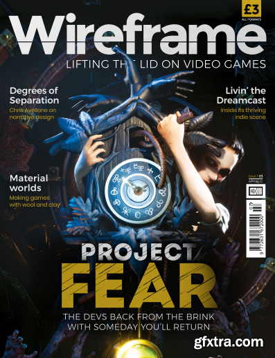 Wireframe - Issue 7, 2019