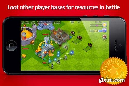 City-Building Game Kit - Pro Version