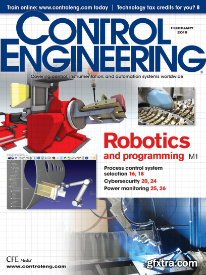 Control Engineering - February 2019