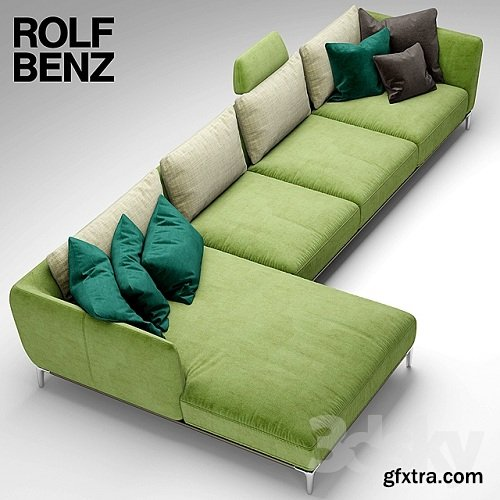 Sofa ROLF BENZ SCALA