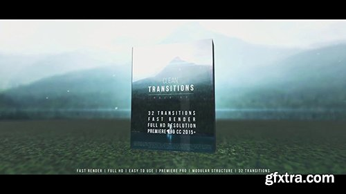 Clean Transitions Pack v2 94388
