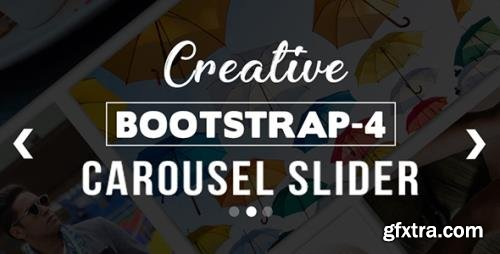CodeCanyon - Creative BS-4 Carousel Slider (Update: 30 October 18) - 22486644
