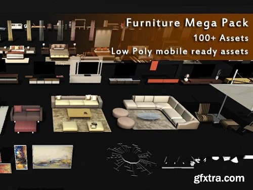 Furniture Mega Pack V2