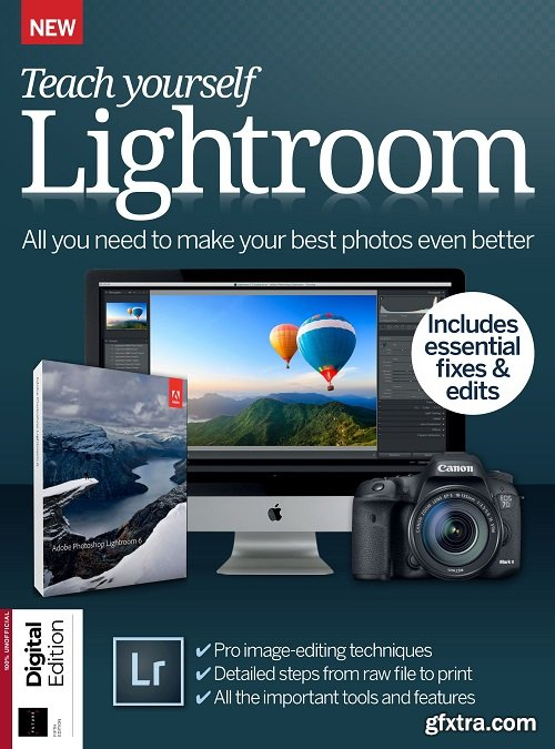 Future\'s Series: Teach Yourself Lightroom (5th Edition) 2018
