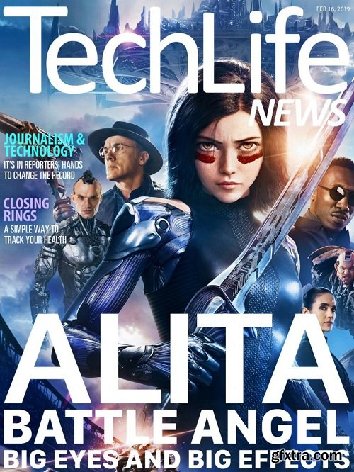 Techlife News - February 16, 2019