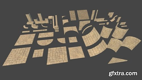 Medieval Modular Level Kit