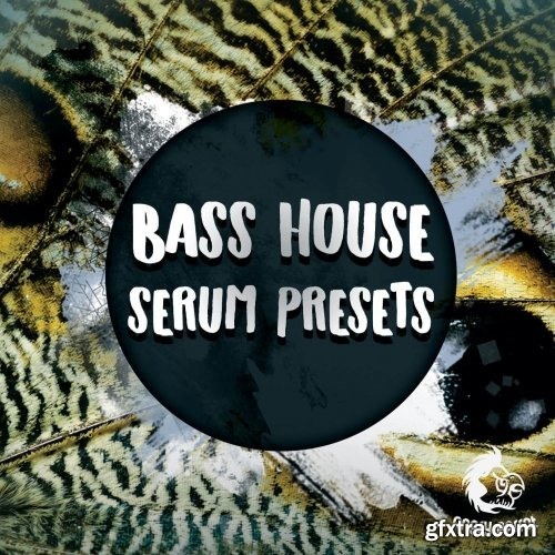 Angry Parrot Bass House Serum Presets FXP-SYNTHiC4TE