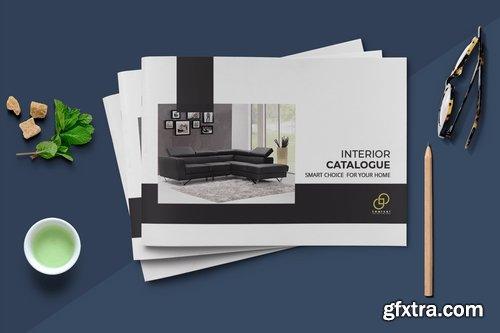 A5 Modern Catalogue Template