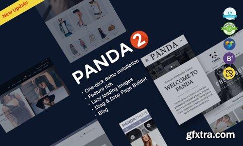 Panda v2.4.1 - Creative Responsive PrestaShop Template