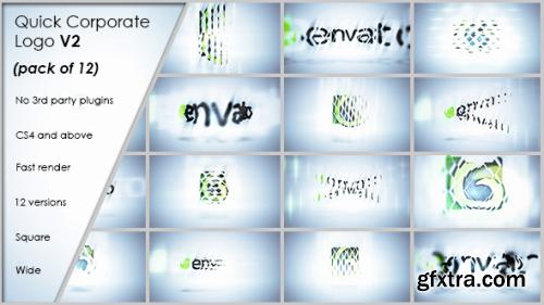 VideoHive Quick Corporate Logo V2 13994852