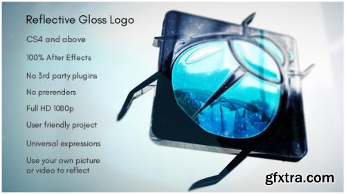 VideoHive Reflective Gloss Logo 1049989