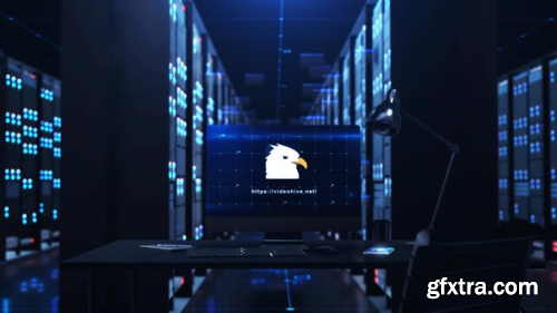 VideoHive Server Reveal 23292152