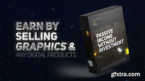 Proven Passive Income | How I Earned $20,000+ by selling Graphics Design, Web Design, & Photography