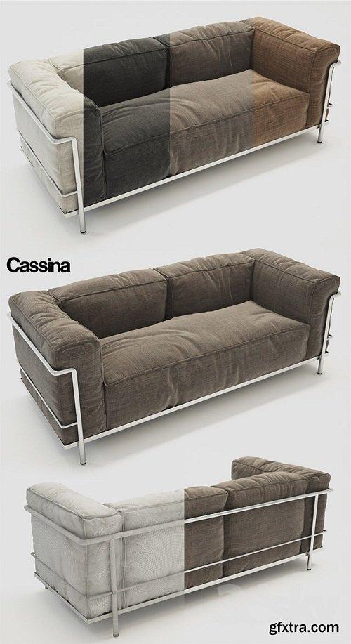 LC3 outdoor cassina