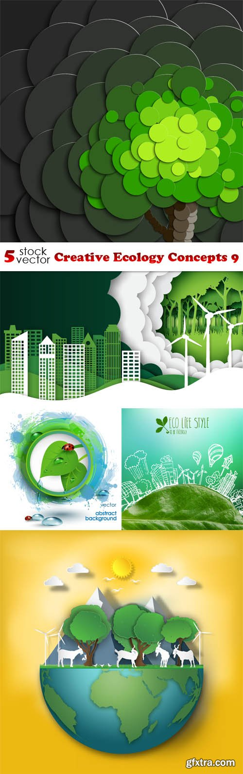 Vectors - Creative Ecology Concepts 9
