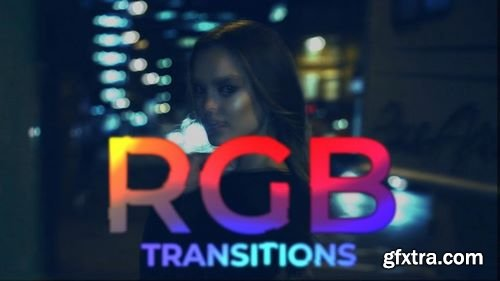 MotionArray RGB Transitions 183589