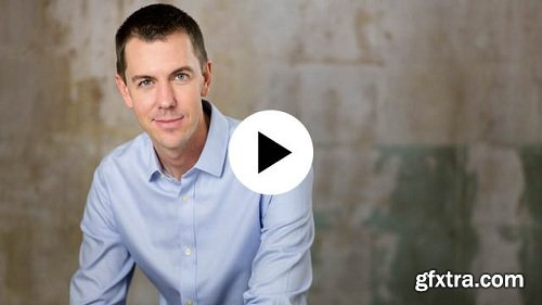 CreativeLive - Professional Portraits: Moving Beyond Headshots by Gary Hughes