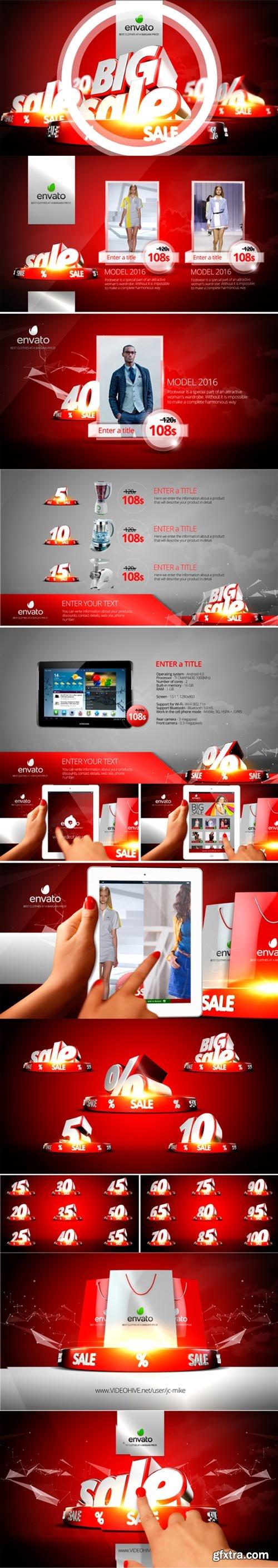 Videohive - Big Sale - 16976147