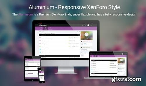 Brivium - Aluminium v2.0.10 - XenForo 2 Style