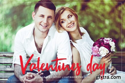CM - Valentines Lightroom Presets 3498174
